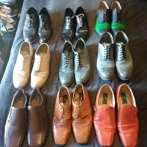 Dress shoe bundle